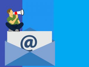 Guidelines in email communication to staff