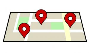 Branch location update in intranet